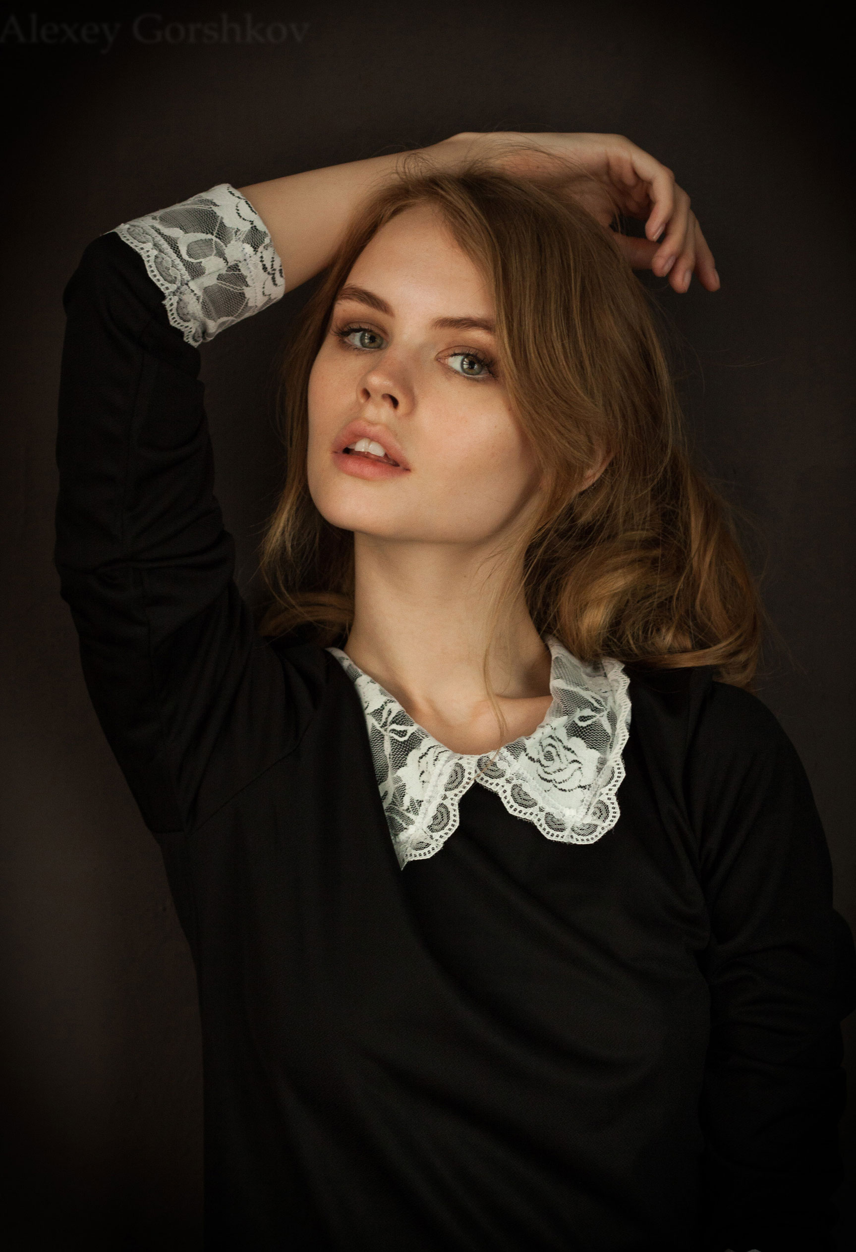 Анастасия Щеглова / Anastasiya Scheglova by Alexey Gorshkov