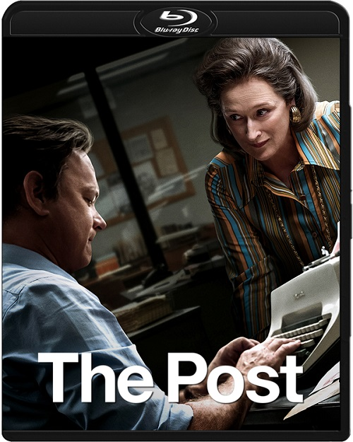 Czwarta władza / The Post (2017) MULTi.1080p.BluRay.x264.DTS.AC3-DENDA / LEKTOR i NAPISY PL + m1080p