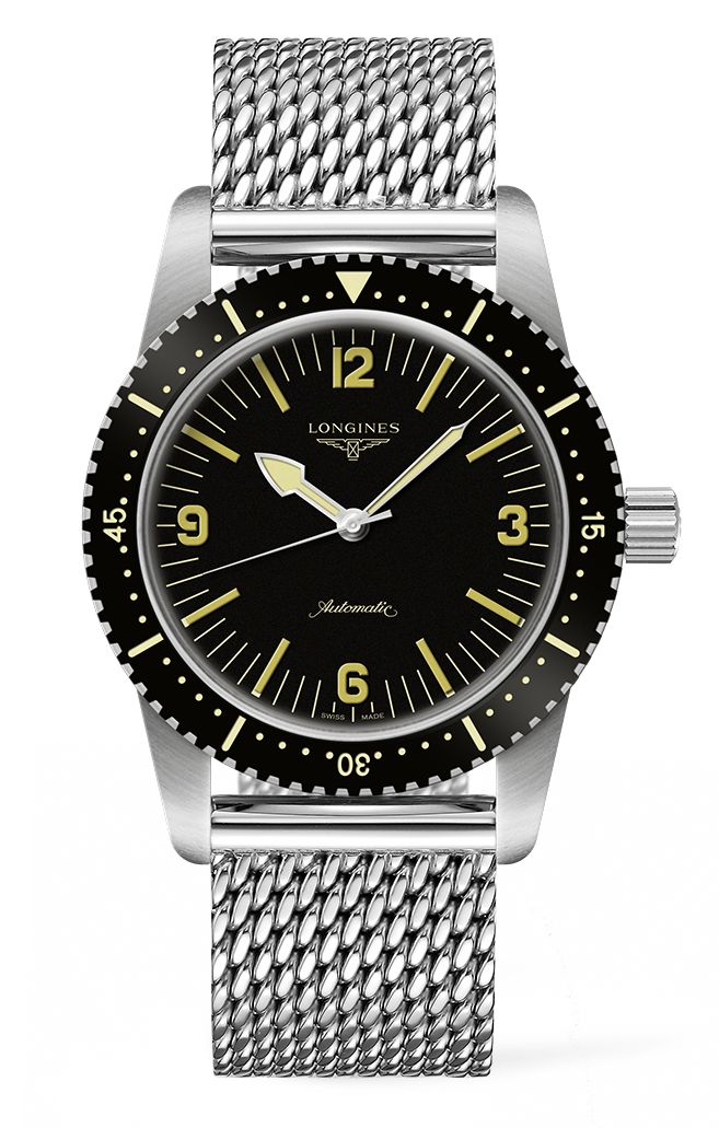 Longines' new Skin Diver 42 300 Meters AYso064k_o