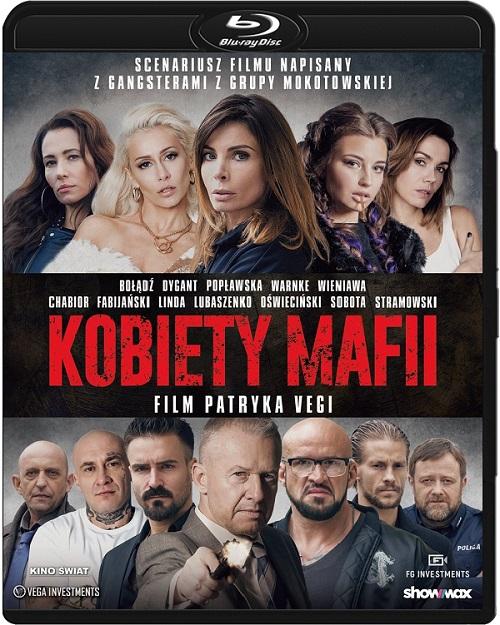 Kobiety mafii (2018) PL.720p.BluRay.x264.DTS.AC3-DENDA / film polski
