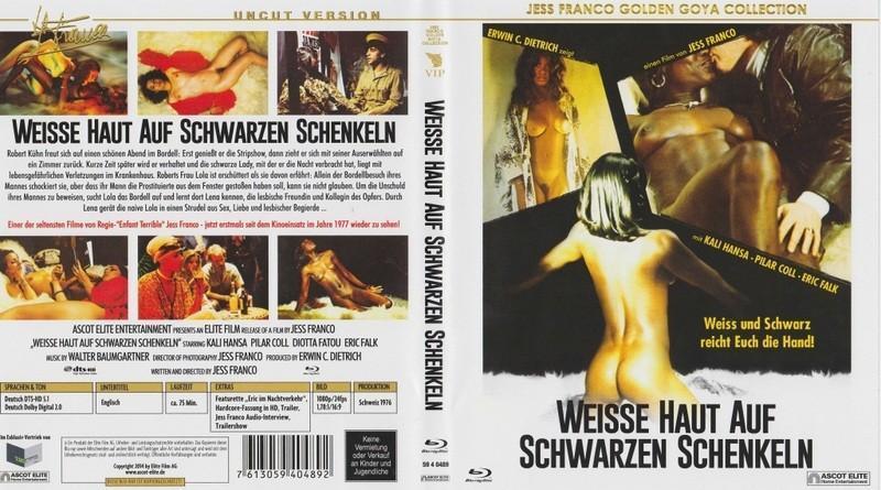 Weiße Haut Und Schwarze Schenkel / Weisse Haut Auf Schwarzen Schenkeln / White Skin Black Thighs / Белая Кожа И Черные Бедра / Дикая Страсть (Jesus Franco, Erwin C. Dietrich, Elite Film) (РУССКИЕ СУБТИТРЫ) [1976 г., Classiс, Feature, Drama, Blac