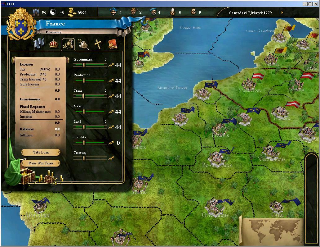 Europa Universalis III Complete Captura 2