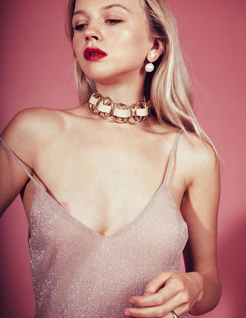 Светлана Легун в рекламной кампании Wicca collection 2016 / фото 04