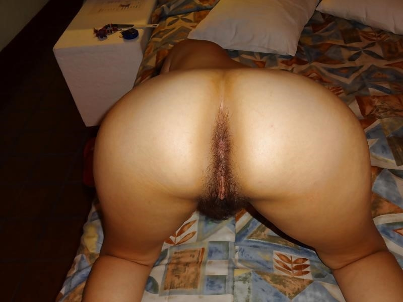 Amateur hairy wife pics-7990