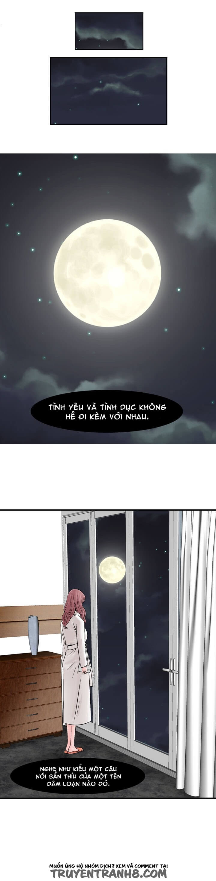 The Taste Of The Hand Chapter 8 - Trang 6