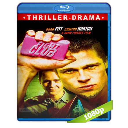El Club De La Pelea Full HD1080p Audio Trial Latino-Castellano-Ingles 5.1 (1999)