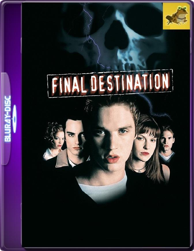 Destino Final (2000) Brrip 1080p (60 FPS) Latino / Inglés