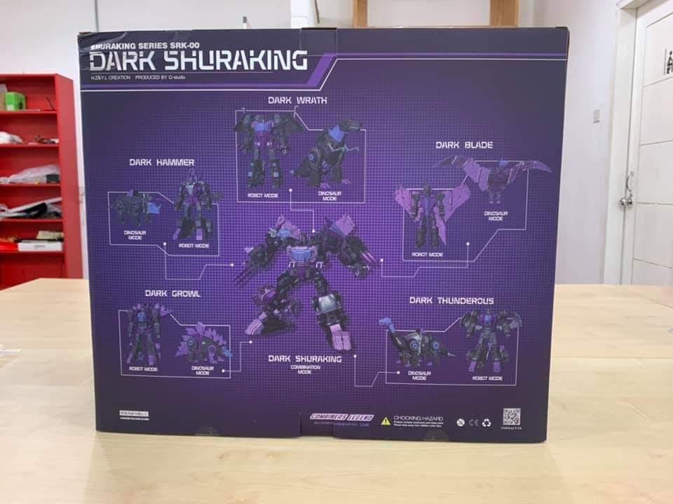 [GCreation] Produit Tiers - Jouet ShuraKing - aka Combiner Dinobots - Page 6 UPcN89Db_o