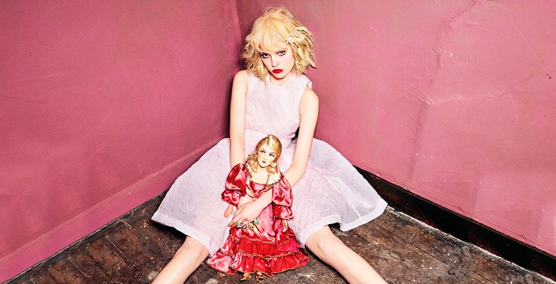 Оля Рудницкая и странные куклы
