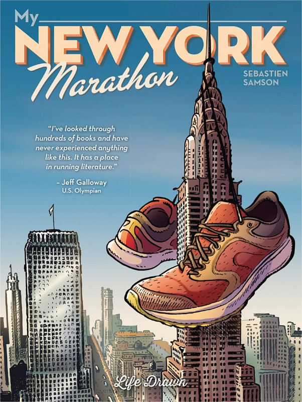 My New York Marathon (2018)