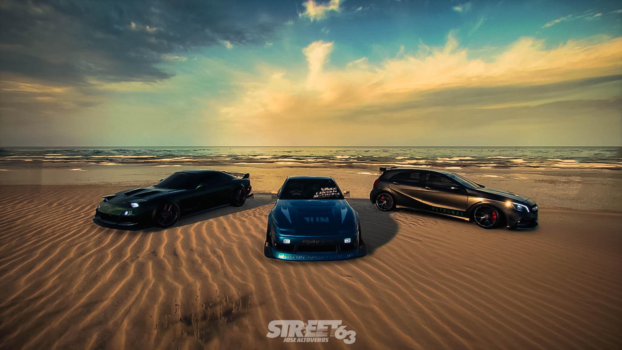 BeStreet63: Automotive Photography in The Virtual World 13