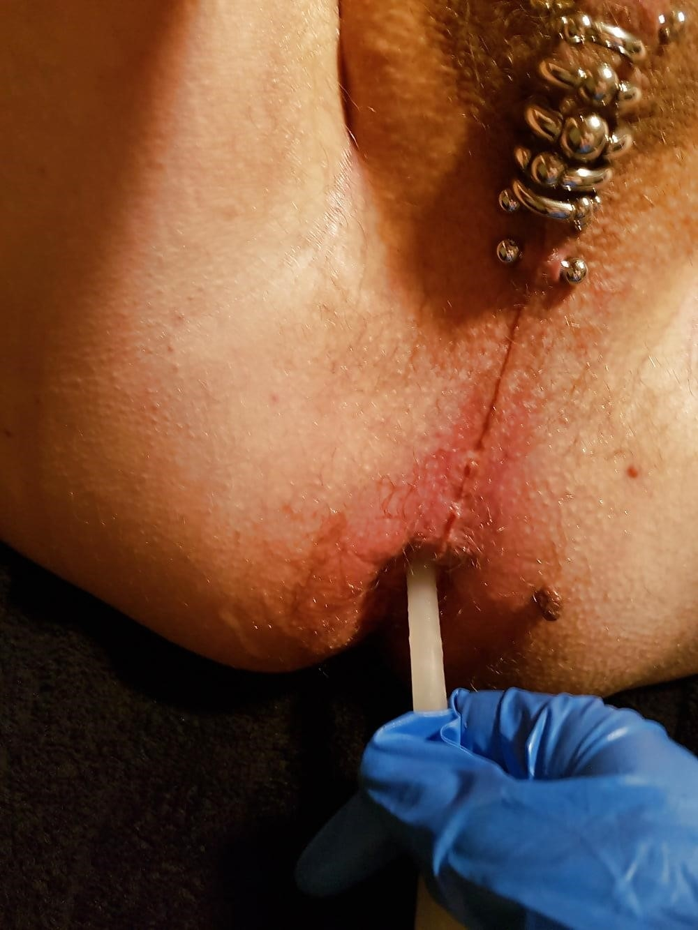 Bondage anal torture-7981