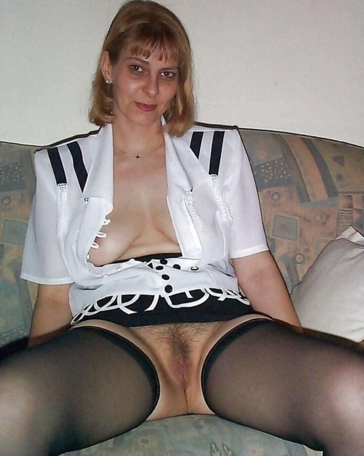 Mature stocking foto-8552