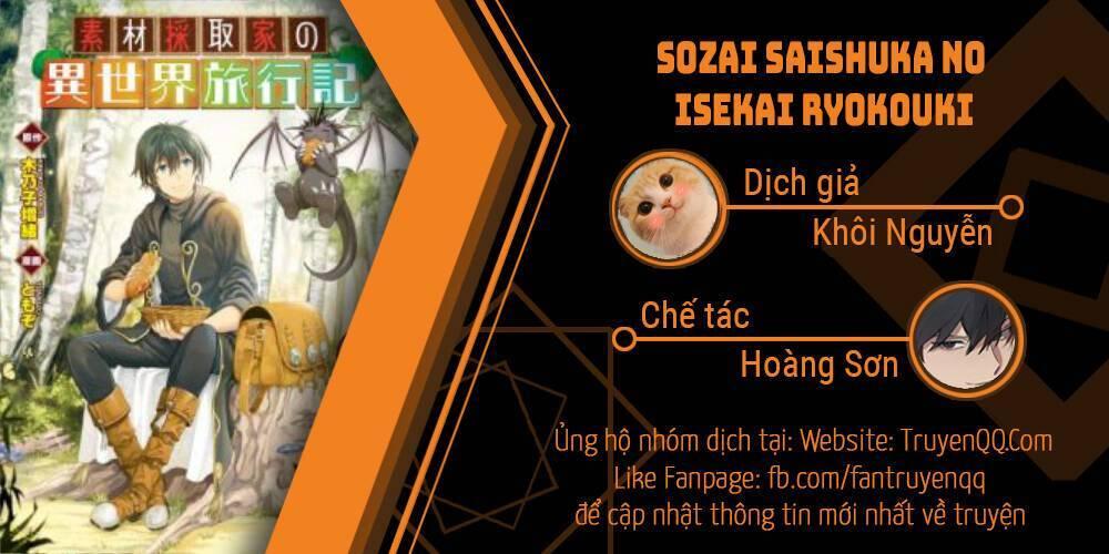 Sozai Saishuka no Isekai Ryokouki Chap 26 . Next Chap 27
