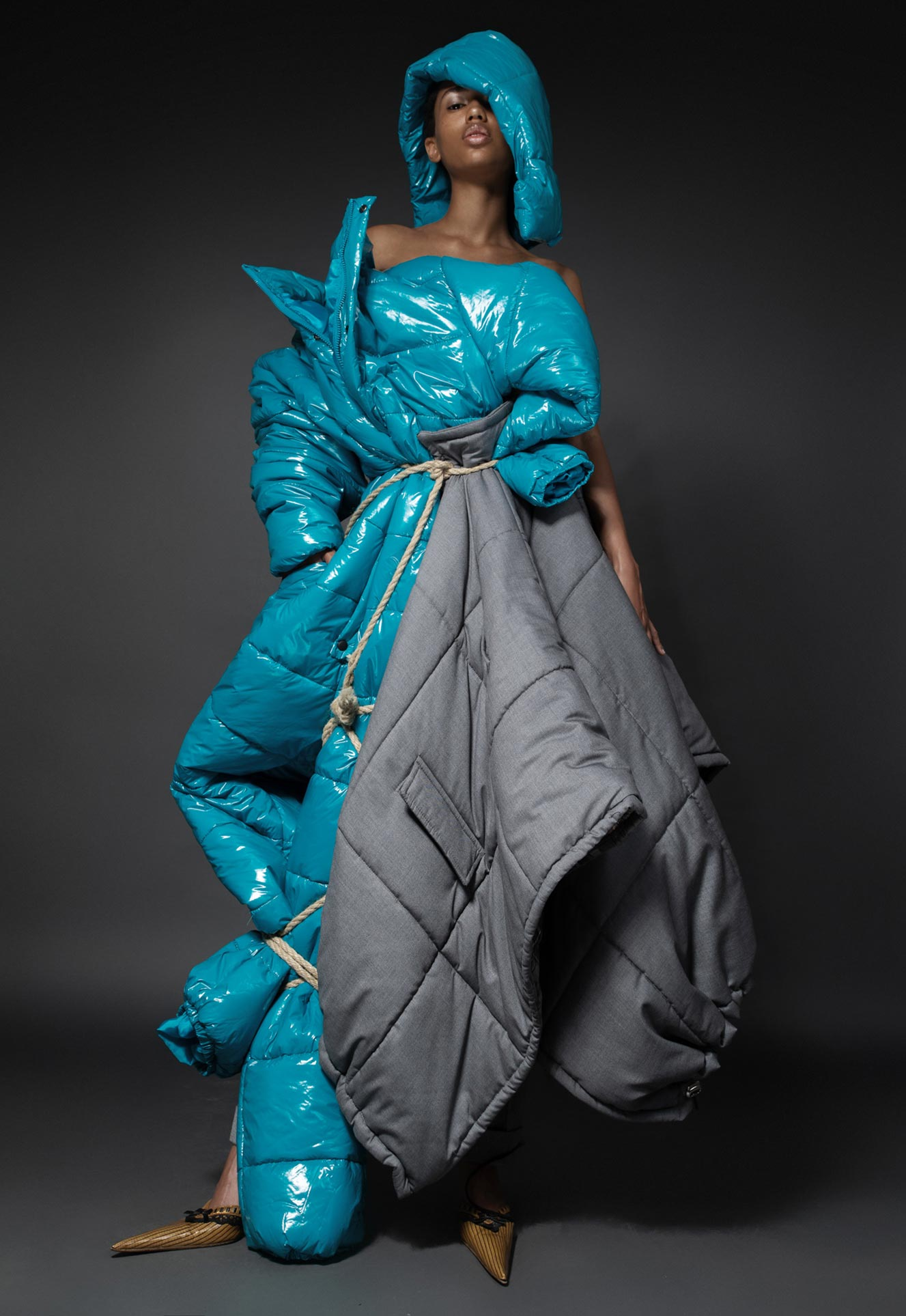 Нетрадиционный взгляд на модную одежду / фото 10