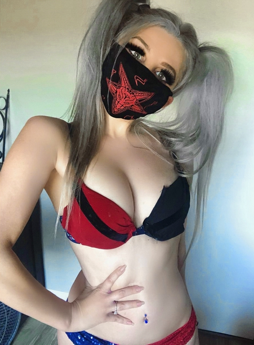Quarantined Candy Beauty's With Perfect Dimensions :Sexy Teen Index