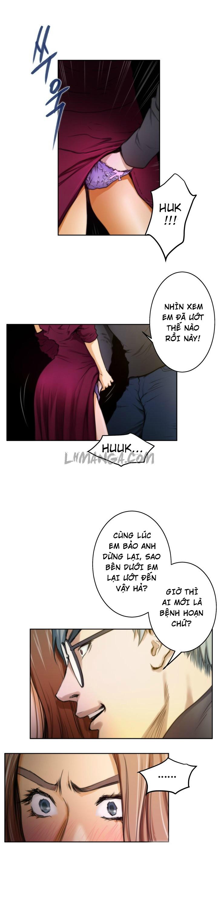 H-Mate Chapter 30 - Trang 8
