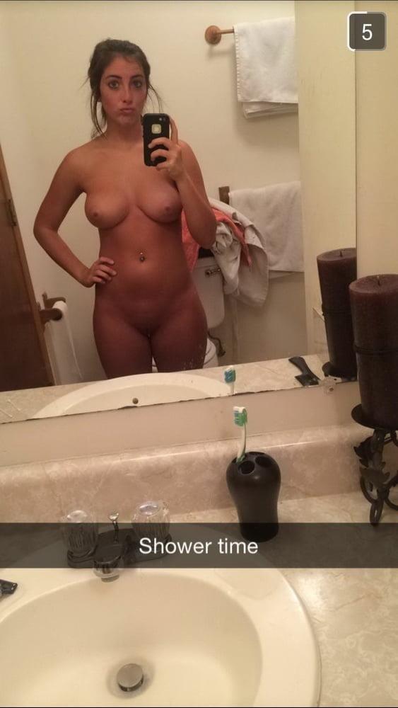 Snapchat nude selfies-6336