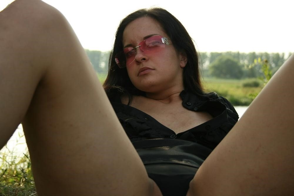 Photo shoot turns lesbian-9378