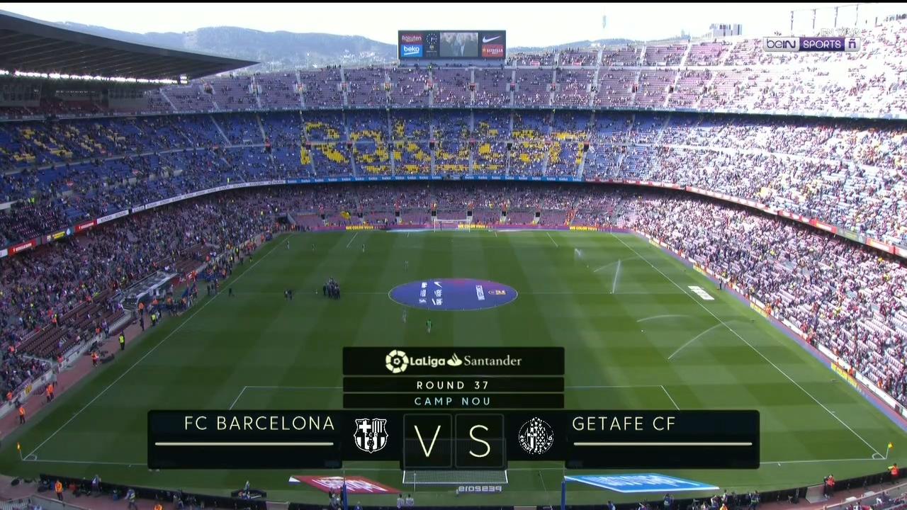Xem lại: Barcelona vs Getafe
