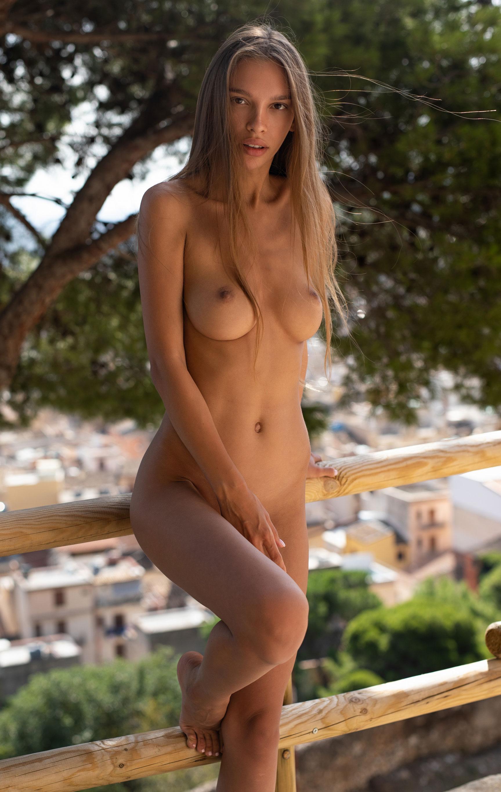 эротические открытки фотомодели Алины Ротару / фото 15