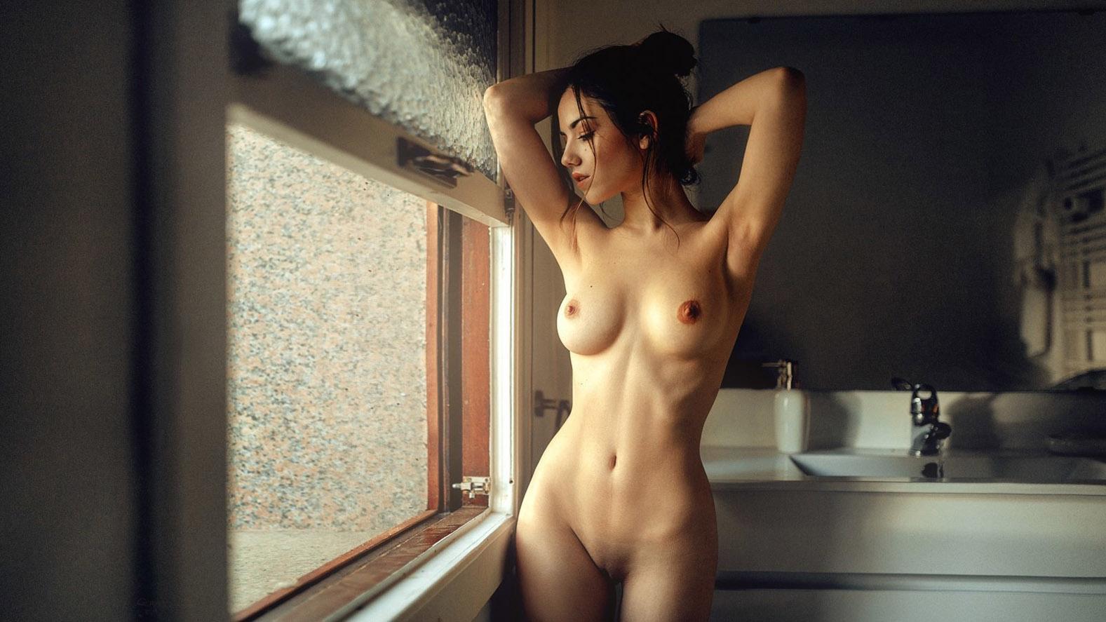 Delaia Gonzalez nude by Georgy Chernyadyev