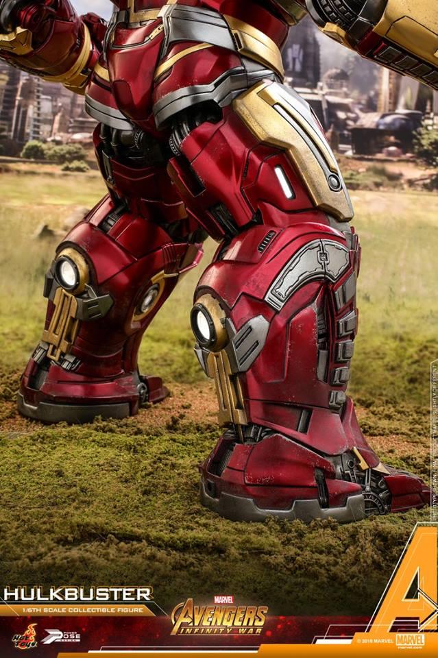Avengers Infinity War - HulkBuster Mark 2 1/6 (Hot Toys) 7HuppyeI_o