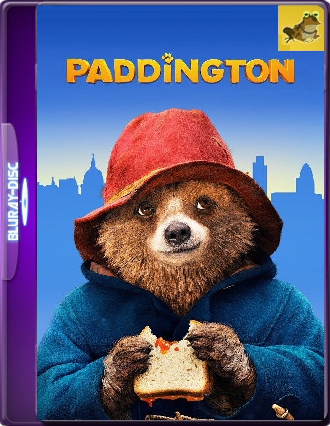 Paddington (2014) Brrip 1080p (60 FPS) Latino