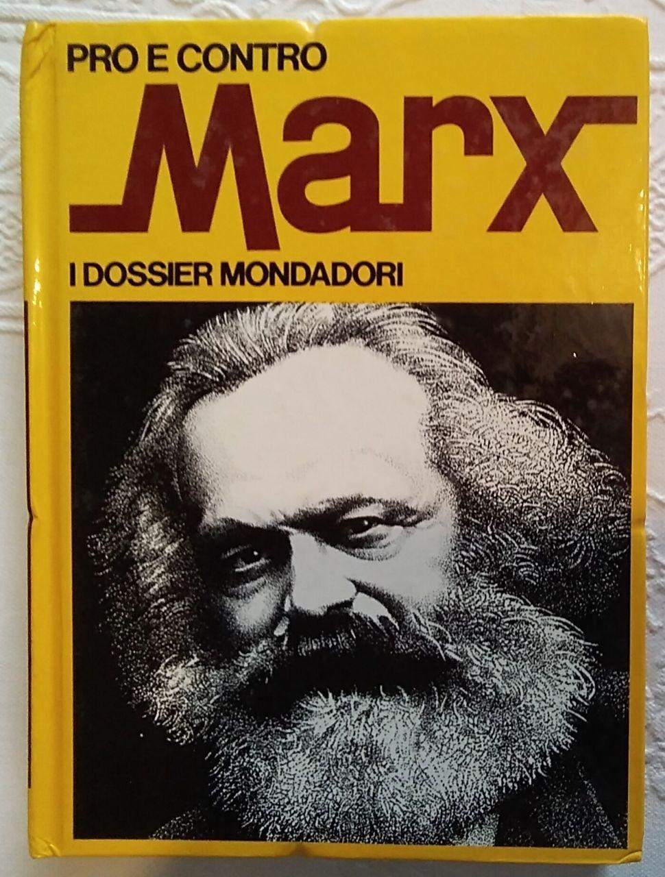 Pro e contro Marx