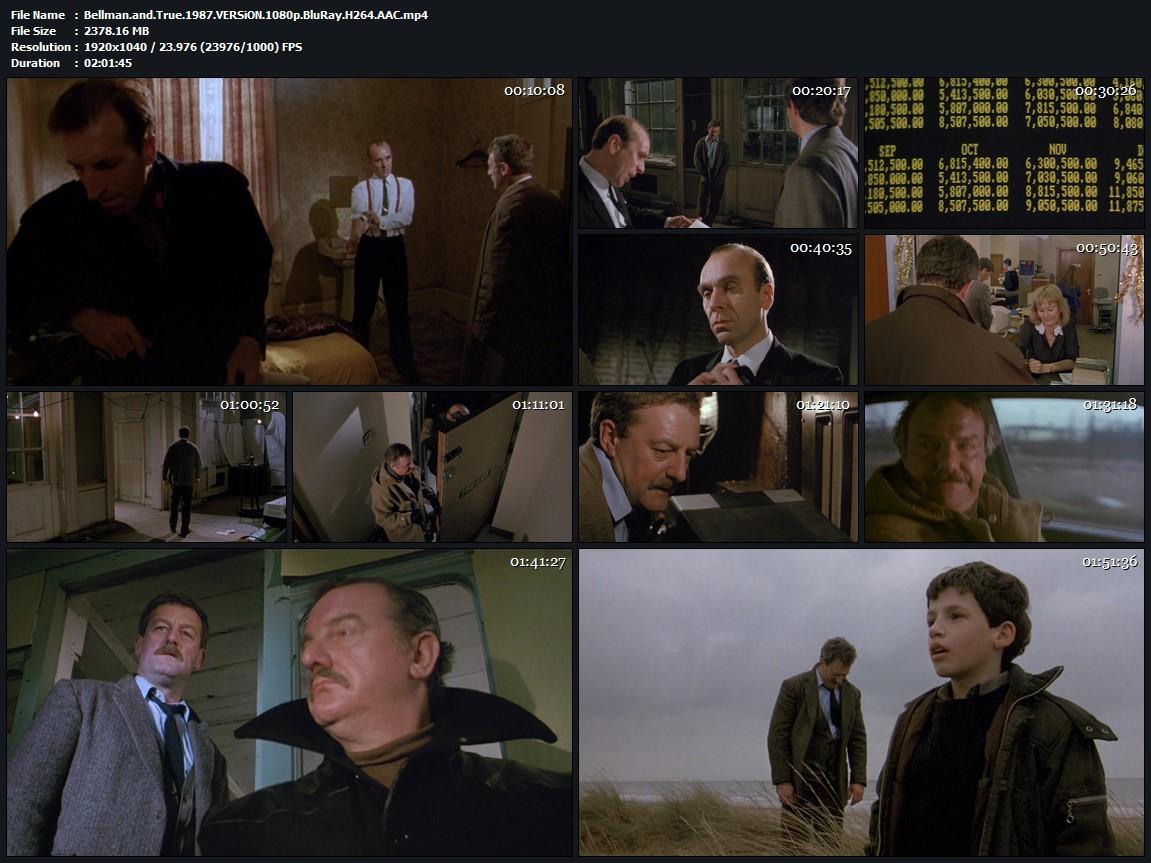 Bellman and True 1987