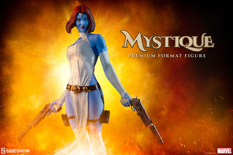 Mystique - Premium Format Figure - Marvel Comics (SideShow) IeBVIqE0_o