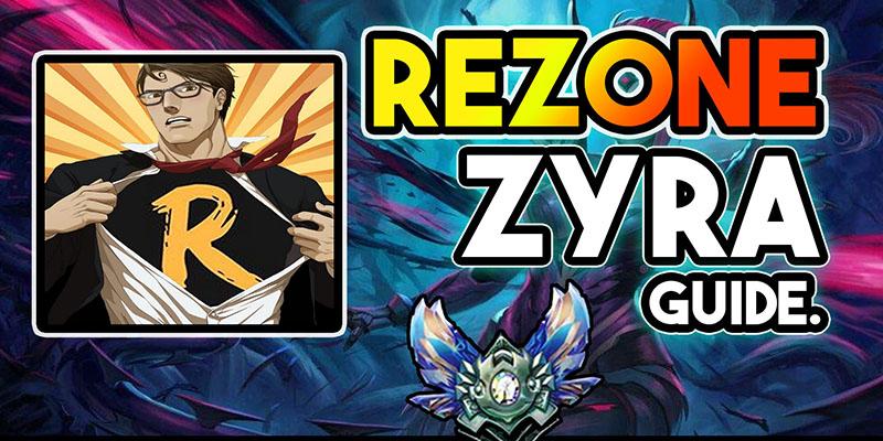 Zyra Build Guide
