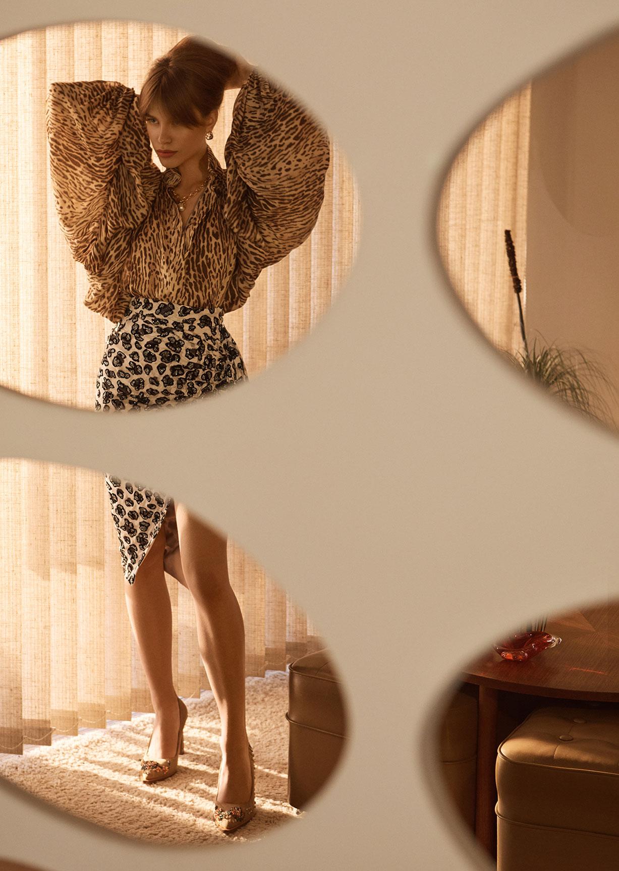 Модная девушка из пригорода / фото 09