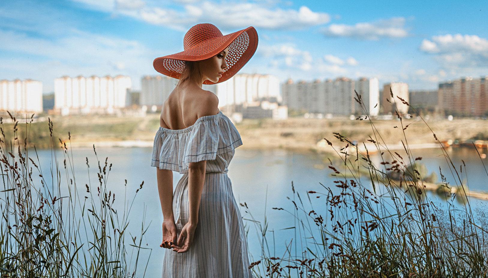 Ксения Кокорева на природе / фото 06