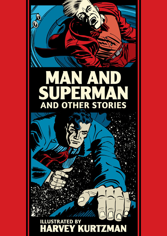 Man and Superman and Other Stories (2020)