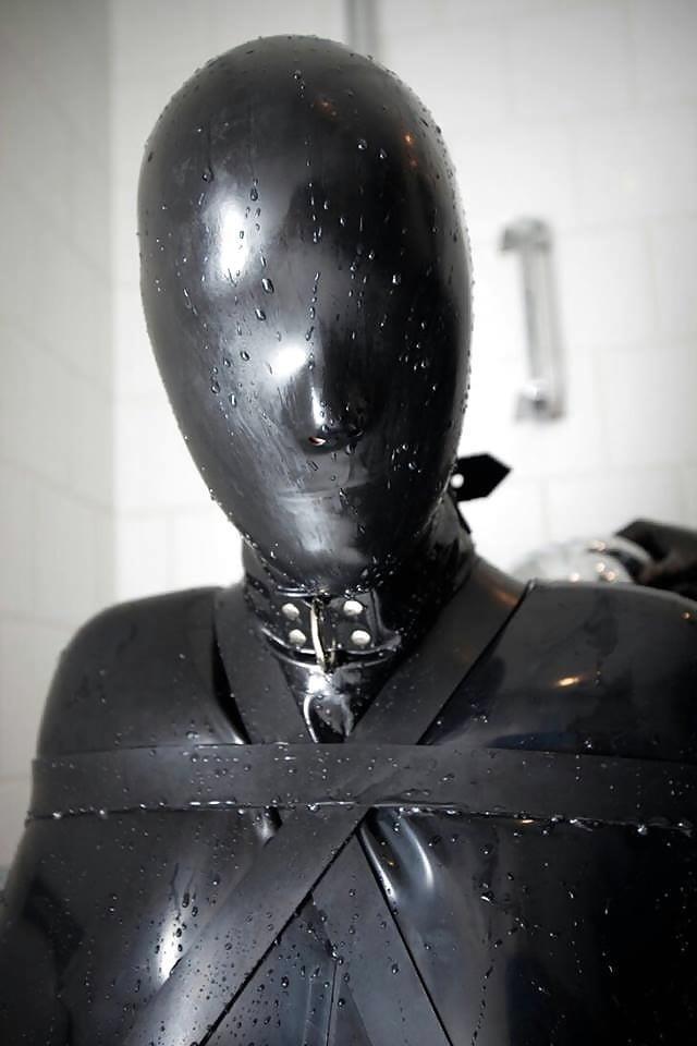 Latex bondage slave tumblr-6544
