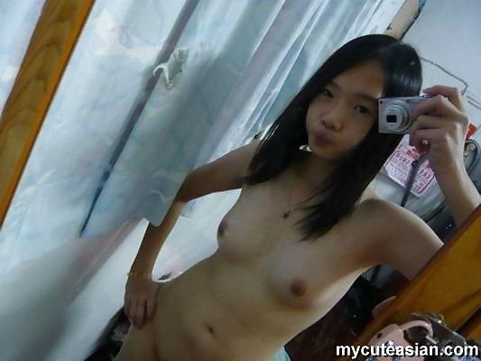 Teen selfshot nude pics-6028