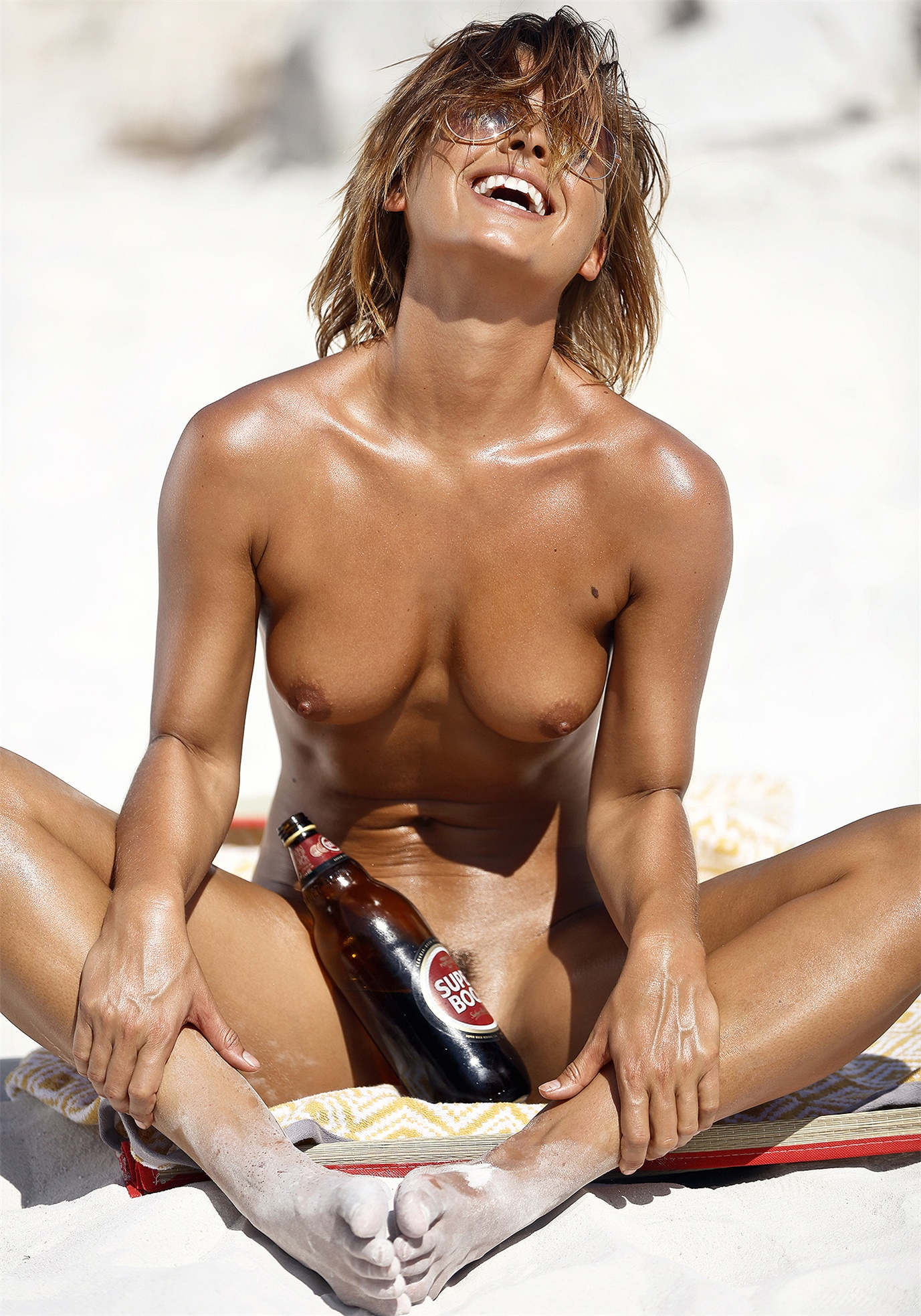 Marisa Papen nude by Ana Dias / Playboy Portugal october 2018