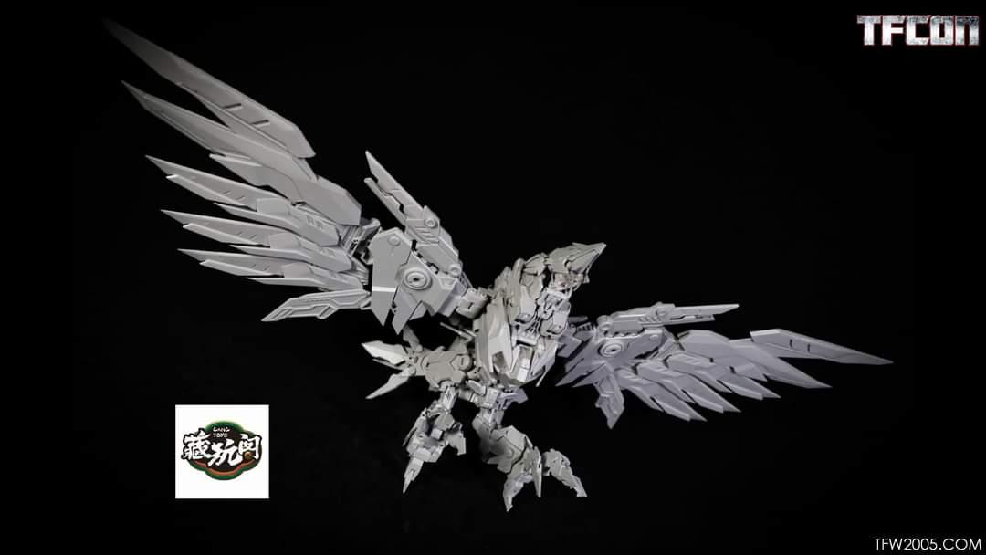 [Cang Toys][Toyworld] Produit Tiers - Thunderking/Chiyou - aka Predaking/Prédaroi (Prédacons) - Page 3 PhfxULxw_o
