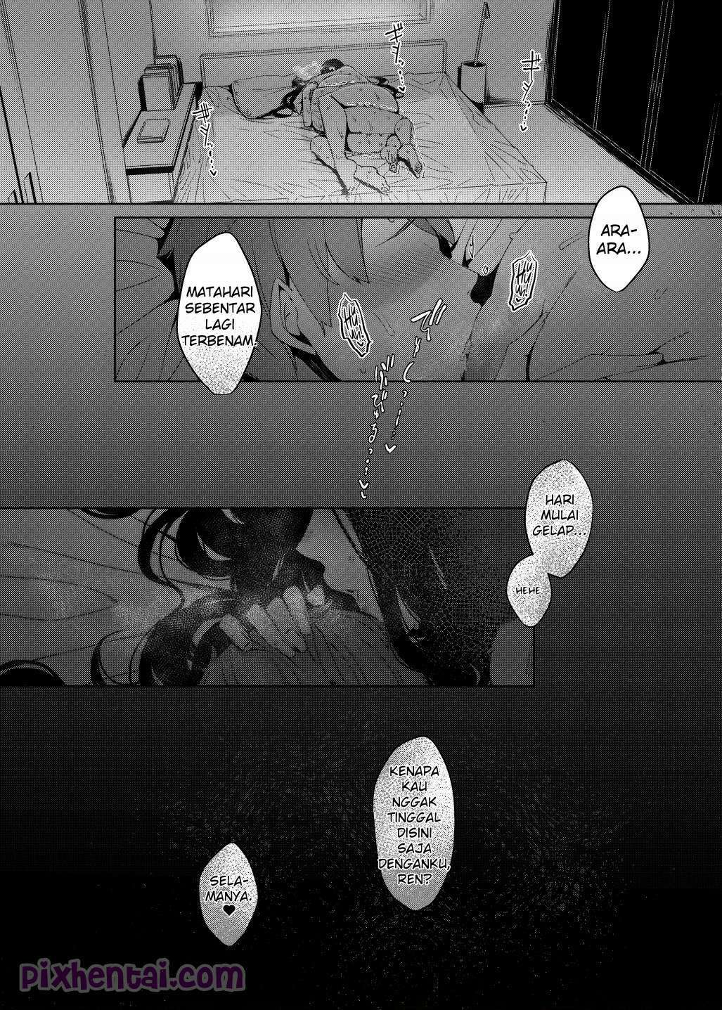 Komik Hentai Milf Oppai Jumbo Ku Entot saat Hujan Manga XXX Porn Doujin Sex Bokep 31