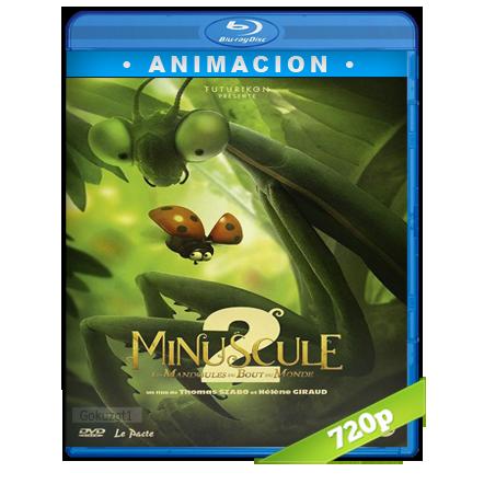 Minusculos 2 HD720p Audio Sin Dialogos[Animacion](2019)