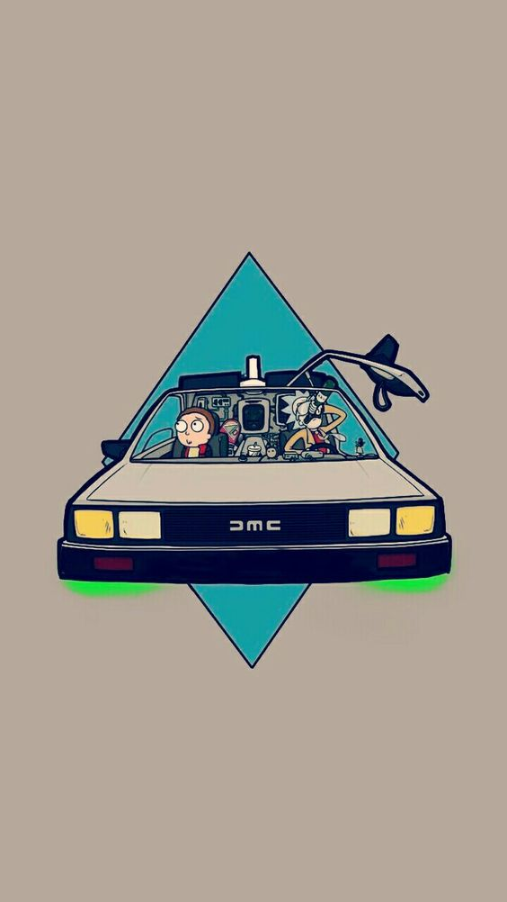 57 Rick and Morty Wallpapers for iPhone and Android 46