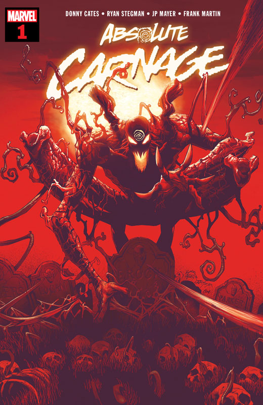 Absolute Carnage 001 + OS (2019)