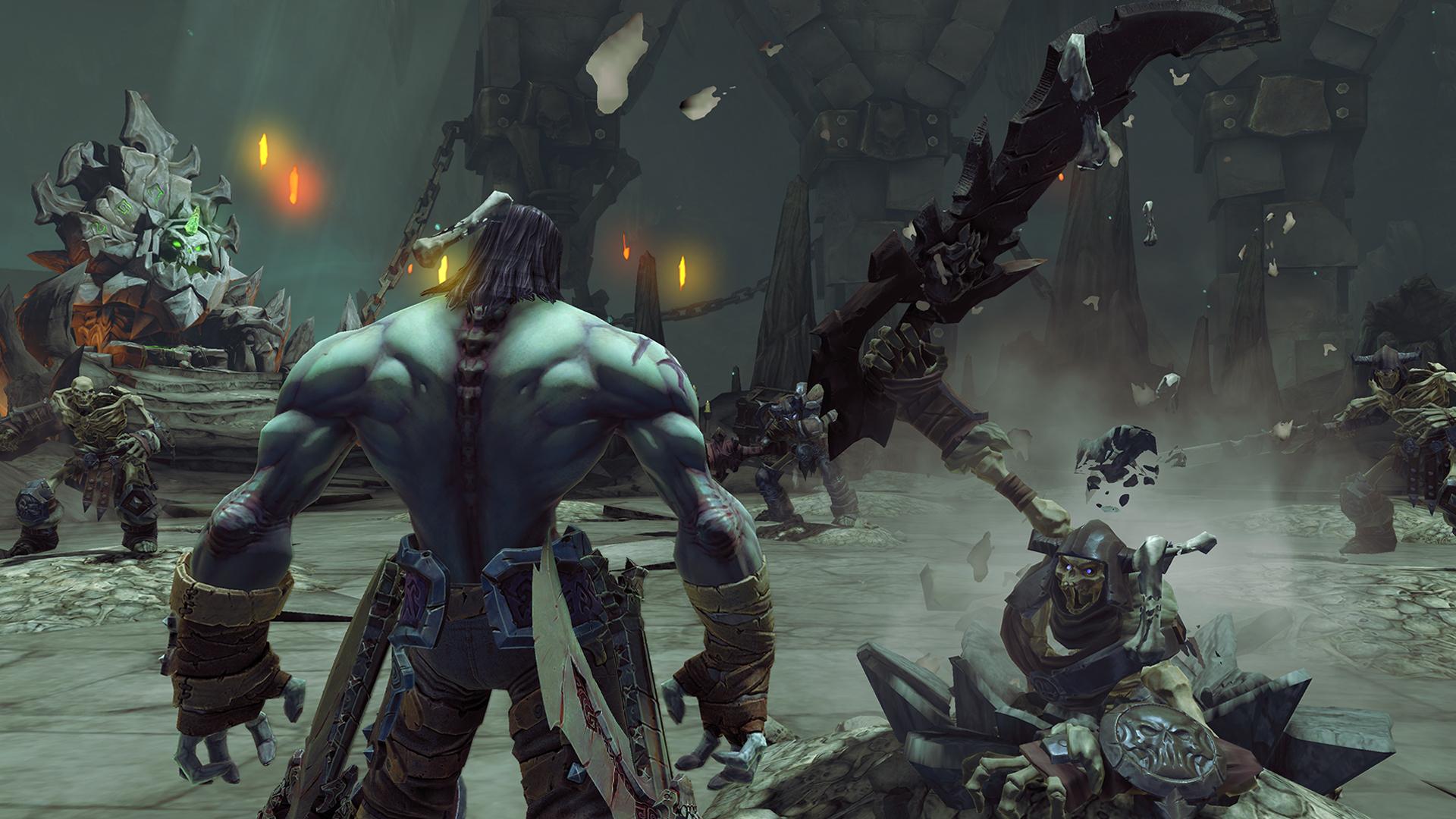 Darksiders II: Deathinitive Edition Captura 2