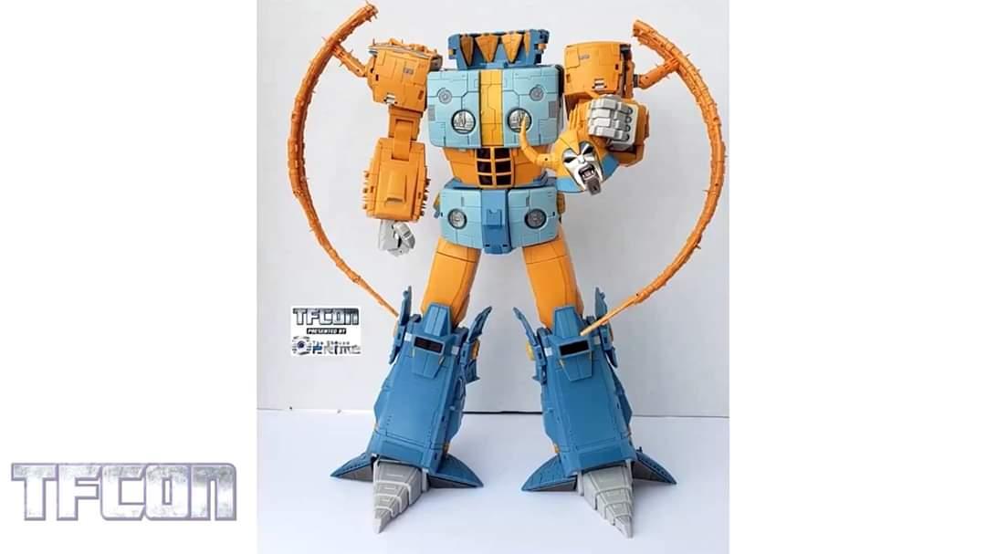 [Zeta Toys―01 Studio] Produit Tiers - ZV-02 Core Star―Cell - aka Unicron - Page 3 Xu9VmeI7_o
