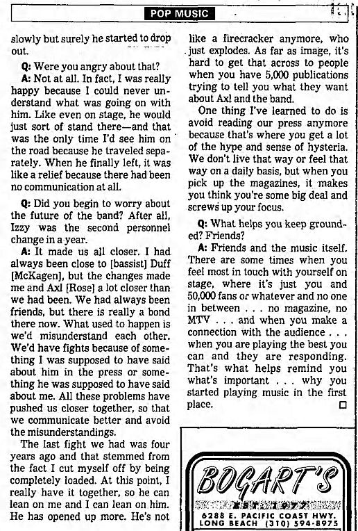 1992.08.09 - Interview with Slash in Los Angeles Times QlFCGLob_o
