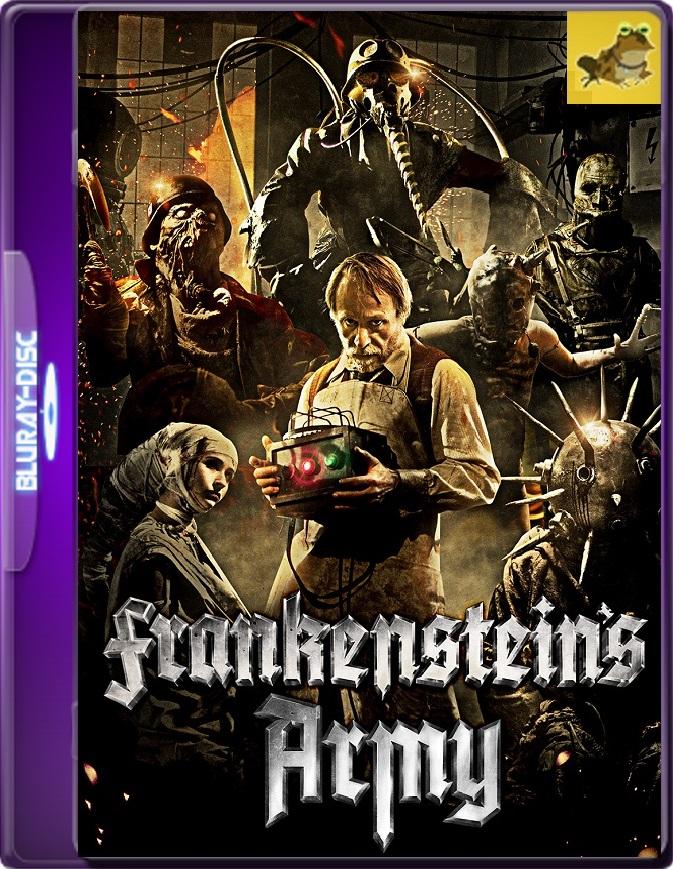 Frankenstein's Army (2013) Brrip 1080p (60 FPS) Latino / Inglés
