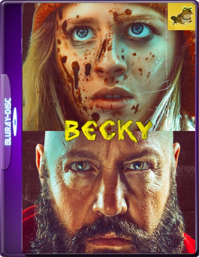 Becky (2020) Brrip 1080p (60 FPS) Latino / Inglés