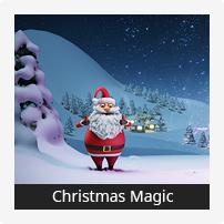 Santa - Christmas Magic - 6