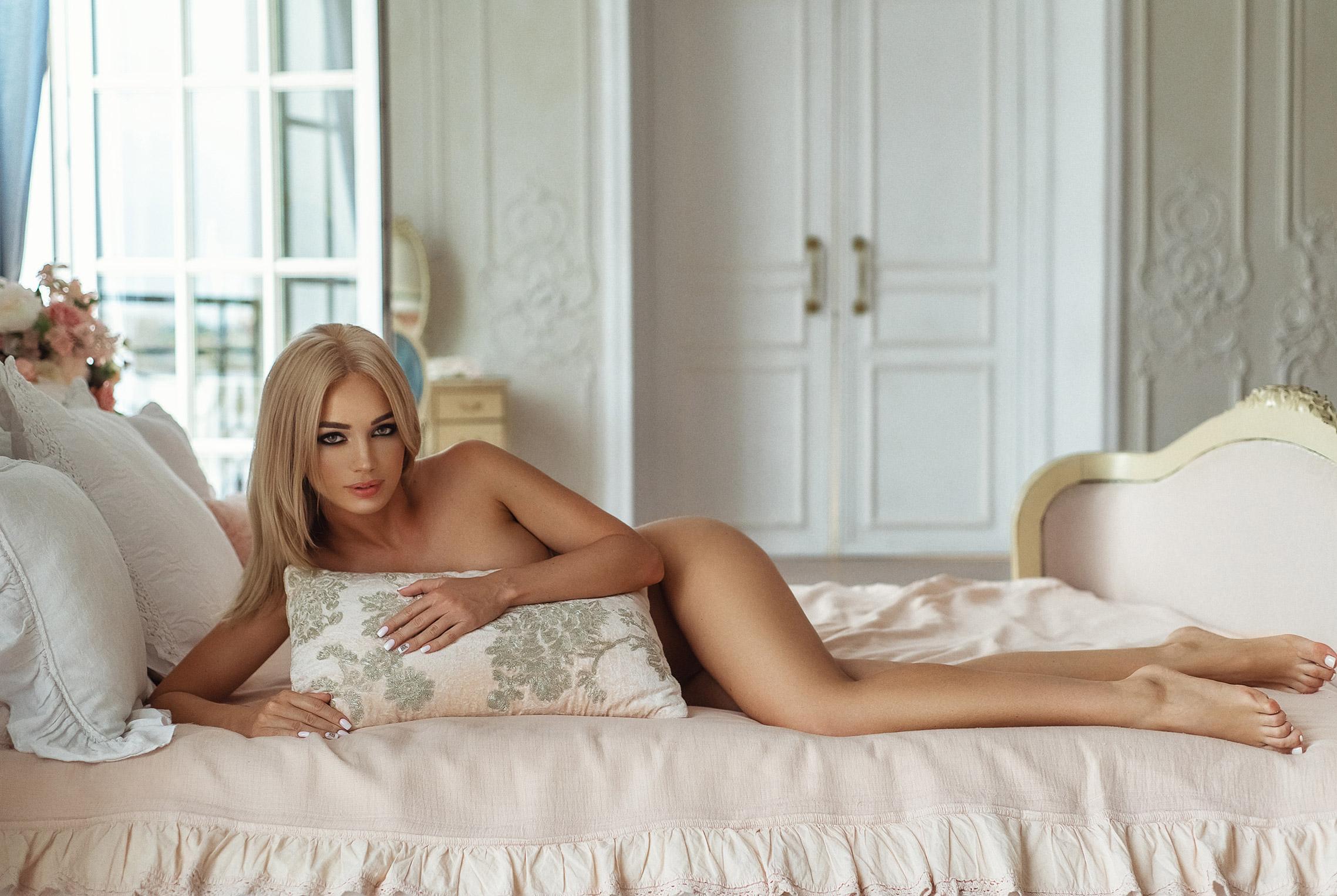 модель Аврора Шрёдер, фотограф Николас Верано / Avrora Shreder by Nikolas Verano